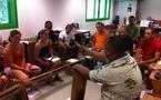 Des arts traditionnels pour les profs d'EPS