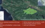 Vairao : des terrains agricoles et des éoliennes à Puunui
