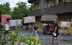 SMPP: les manifestants lèvent le barrage pour le week-end