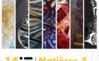 Une exposition en trio pour illustrer le thème Matières & motifs