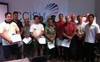 Electricité: 9 entreprises reçoivent le label du CLCE
