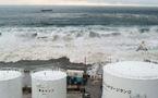 Accident de Fukushima : des rejets records d'éléments radioactifs en mer