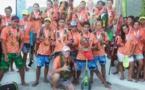 Va'a Scolaire – Eimeo Race 2019 : La victoire pour le collège de Bora Bora