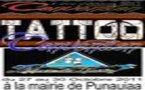1ère convention des tatoueurs de Polynésie à Punaauia