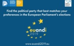 Européennes : une application pour aider les indécis à voter