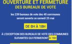 Européennes : les Polynésiens appelés à voter samedi