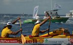 Shell bien placé pour remporter la Hawaiki Nui Va'a