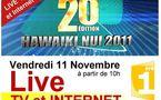 HAWAIKI NUI VA'A: en direct-live sur Internet à partir 10 heures sur polynésie1ère