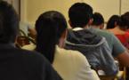 Des élèves de 15 ans passent leur Brevet d'initiation aéronautique en pleine nuit