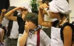 Pinocchio, une comédie musicale interprétée par les élèves du conservatoire