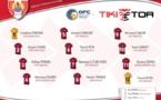 Beach Soccer – Coupe des Nations : La nouvelle liste des Tiki Toa dévoilée