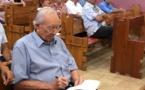 Délibéré de l'affaire de la citerne d'Erima le 27 juin