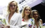 Camille, Tehani et Rosemay, les beautés fatales de la Tahiti Fashion Week