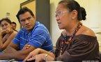 """Tauhiti Nena veut remplacer les enseignants """"expatriés"""" par des Polynésiens"""