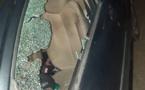 Des voitures dégradées pendant une répétition du Heiva