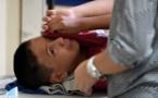 """C'est la pleine """"saison de la circoncision"""" aux Philippines"""