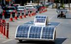 A Chypre, une course de voitures solaires low cost au service de l'environnement