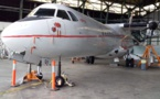 Le dernier ATR 72-500 d'Air Tahiti quitte le fenua
