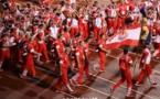 Samoa 2019 : Lancement officiel des XVIe Jeux du Pacifique à Apia