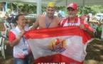 Rahiti De Vos déjà en or pour Tahiti