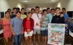 Des lycéens créent une bande dessinée avec Munoz
