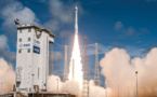 Premier échec d'une fusée Vega, la plus petite de la gamme d'Arianespace