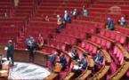 Les députés votent les articles invalidés par le Conseil constitutionnel