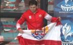 Rahiti De Vos en or, Nicolas Vermorel en argent, et le relais mixte en bronze