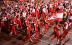 Tahiti troisième au classement des médailles derrière la Nouvelle-Calédonie et Samoa