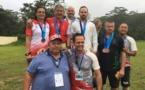 De l'or et de l'argent pour les tireurs tahitiens