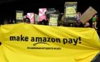 """Amazon: mobilisation internationale contre les """"promos sur le dos des salariés"""""""