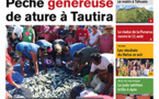 TAHITI INFOS N° 1448 du 17 juillet 2019