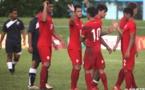 Une dernière victoire pour Tahiti