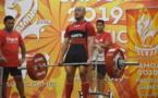 Du bronze pour Marc Lisan au powerlifting