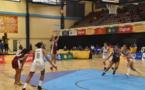 Les basketteuses tahitiennes dans l'histoire des Jeux