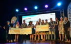 Tahitian Local Food, premier prix de la StartupCup
