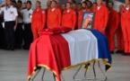 """Hommage à Franck Chesneau, pilote de bombardier d'eau mort """"en héros"""""""
