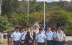 Douze agents de la commune de Maupiti décorés