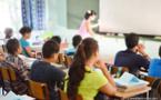 Des sections bilingues français-tahitien dans les écoles et CJA