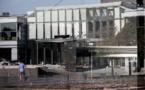 """Danemark: une explosion """"volontaire"""" ravage le siège de l'administration fiscale"""