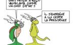 """""""Vaimalama présidente (bis)"""", par Munoz"""