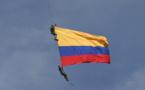 Colombie: chute mortelle de deux militaires suspendus à un hélicoptère
