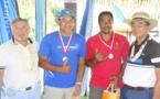 La paire Taraufau-Brother remporte le scramble de l'open de golf de Fei pi