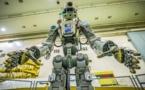 Fedor, premier robot humanoïde russe dans l'espace, en route vers l'ISS