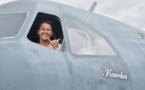 Marama Meha'i, futur contrôleur aérien dans l'armée