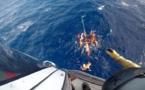 301 personnes secourues en mer en 2018