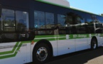 Les premiers bus électriques pour le Grand Papeete