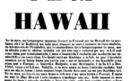 1849 : de Tromelin s'empare d'Honolulu