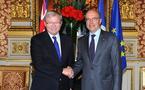 Rencontre franco-australienne à Paris dans les prochains jours