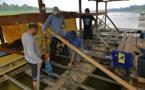 """En Amazonie, le fermier Aurelio Andrade déboise """"pour survivre"""""""